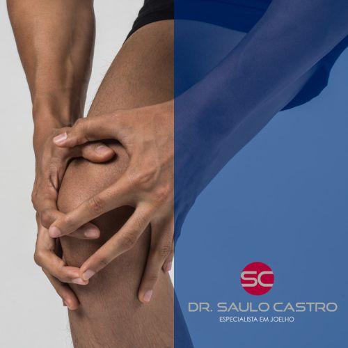 ortopedista em brasilia e Especialista em joelho Dr Saulo Castro